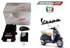 VESPA GTS/GTV - Alarme & Anti Bike Jacking Patrol Line HPS548N