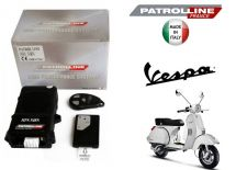 VESPA PX - Alarme & Anti Bike Jacking Patrol Line HPS548N