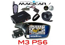 MAGICAR M-3 PS6 - Volumétrie hyperfréquence + anti-soulèvement