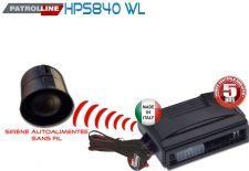 Patrol LINE HPS840 NEW WL avec sirène sans fil