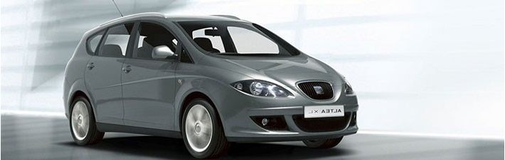 SEAT ALTEA - ALTEA XL