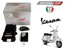 VESPA PX - Alarme & Anti Bike Jacking Patrol Line HPS548N
