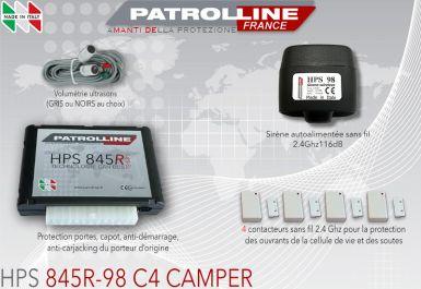 HPS845R98 C4 CAMPER