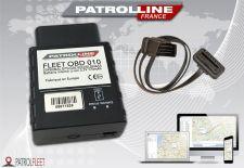 Traceur GPS PATROLFLEET OBD 010