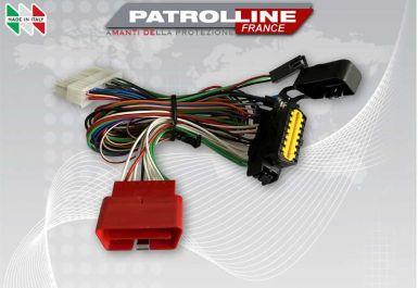 Faisceau OBD FIAT EURO5/6 - HPS845, PATROLSAT845