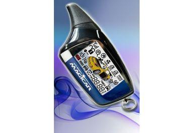 Télécommande Beeper pour Magicar M870AS, M871A, Beeper Heat HR3M