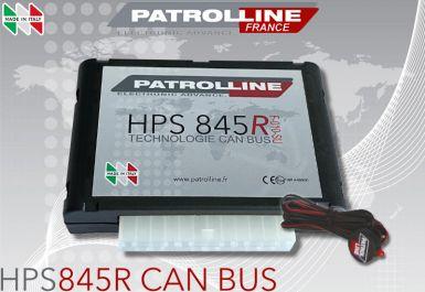 Alarme CAN BUS PATROLLINE HPS845R-SU
