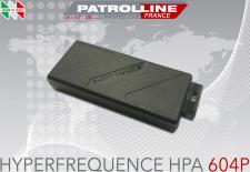 Détecteur hyperfréquence PATROLLINE HPA604P